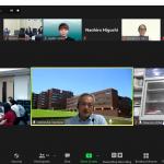 【大学院・教育学学位プログラム】華東師範大学とのオンライン学術交流会を開催しました。